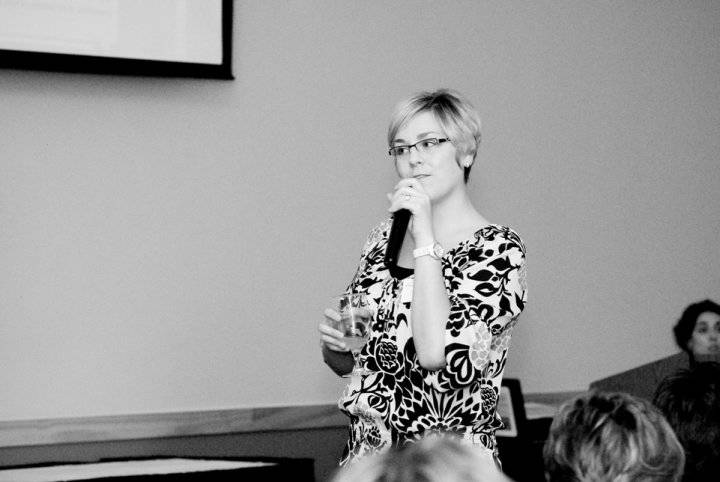 Sommer Poquette Keep it Real Social Media Training