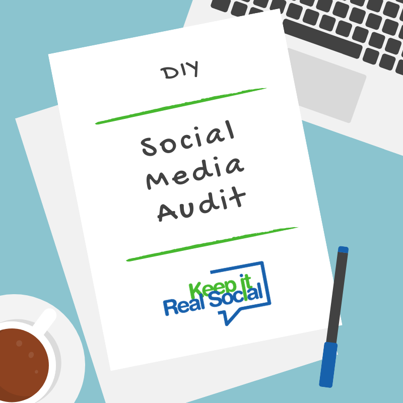DIY Social Media Audit for KRS Subscribers