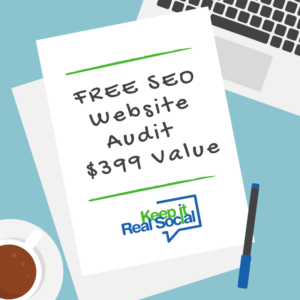 SEO Audit FREE for a Limited Time