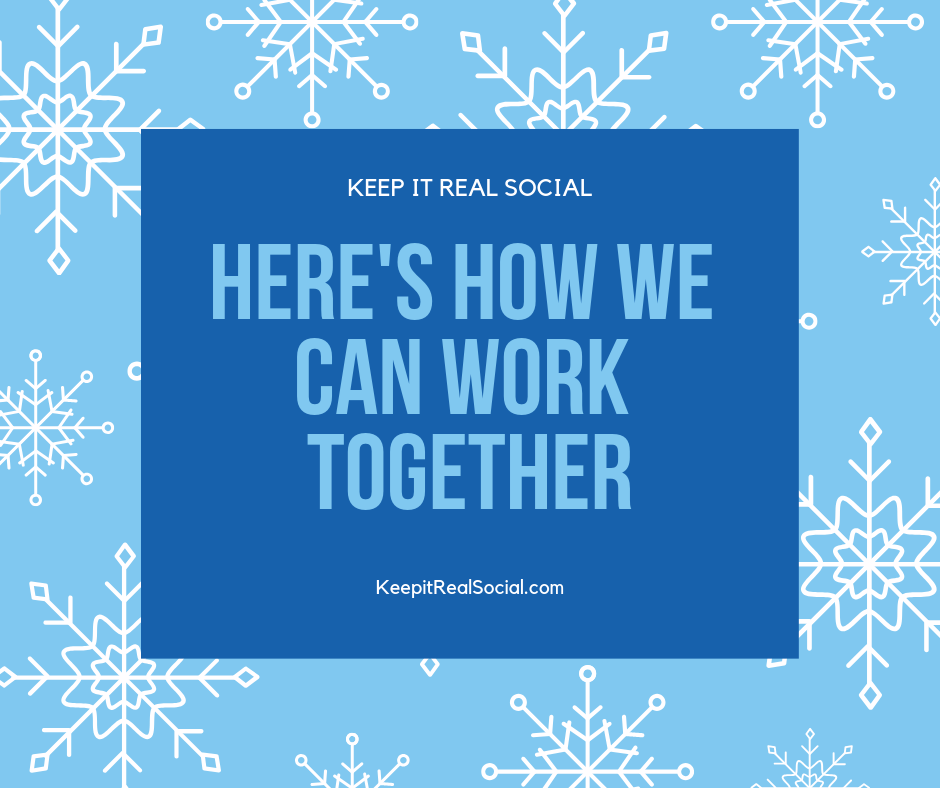 Keep it Real Social Audit, Strategy, and Training Services