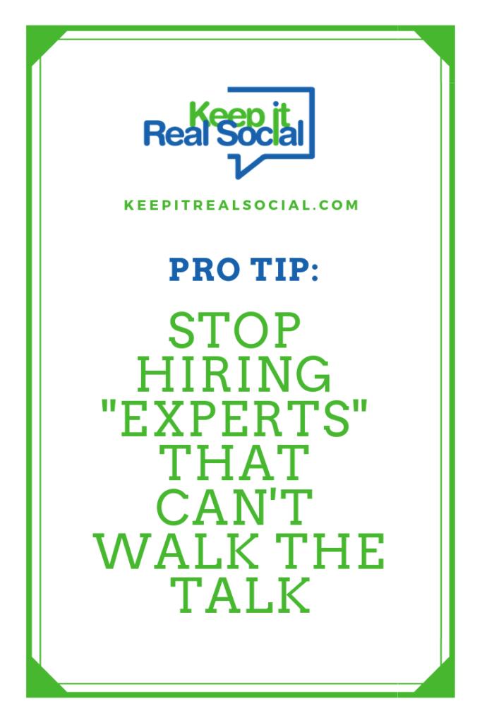 Social Media Marketing Pro Tips from Keep it Real Social
