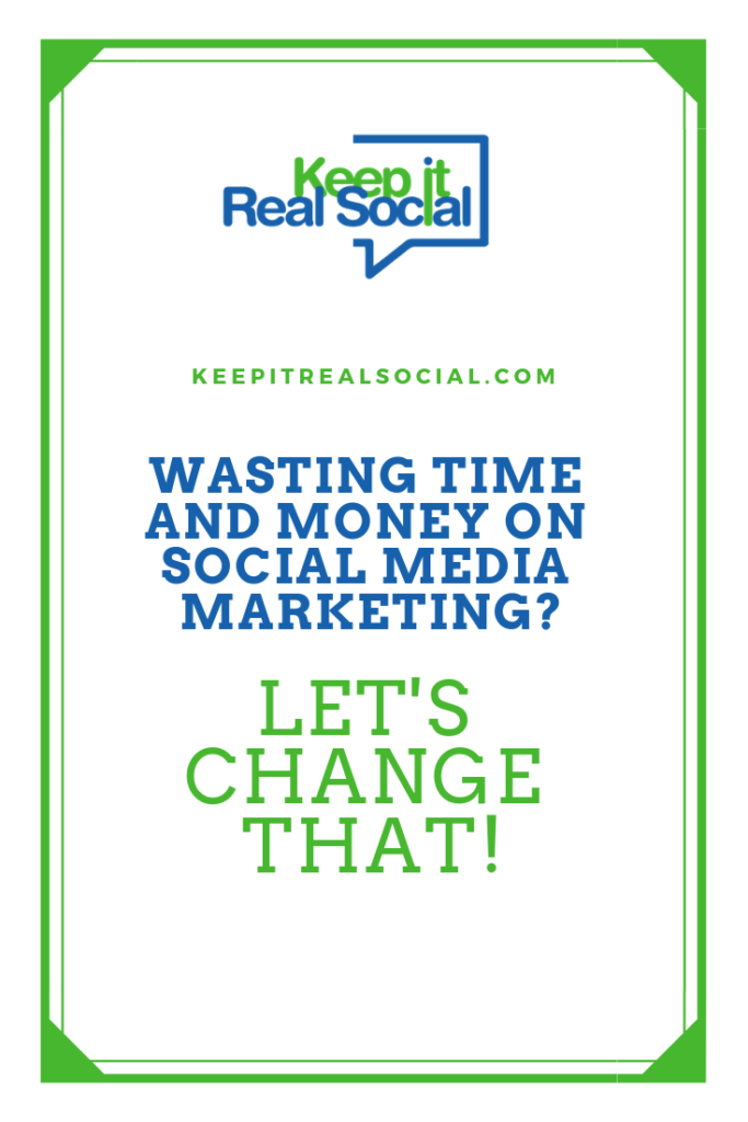 If you're wasting time and money on social media marketing...here is why...