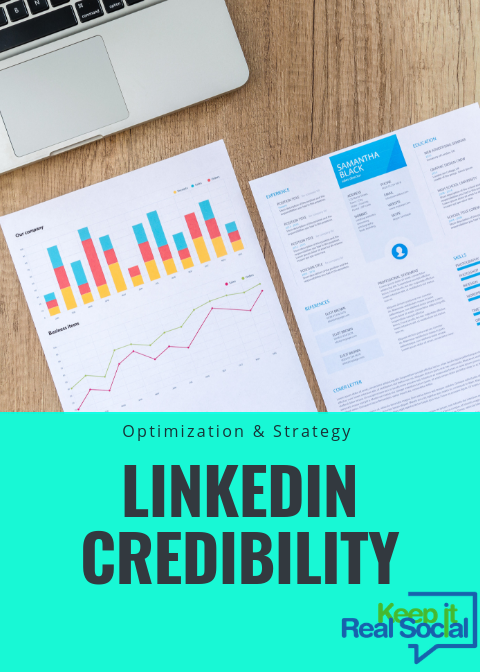 How to increase linkedin credibility