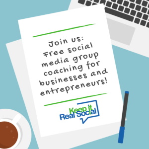 Get access to a FREE Social Media Strategy Worksheet & DIY Social Media Audit and Tracking Form, plus get access to our PRIVATE Facebook social media coaching group to help your business leverage social media in 2019.