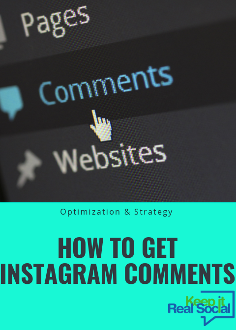 How to encourage comments on instagram