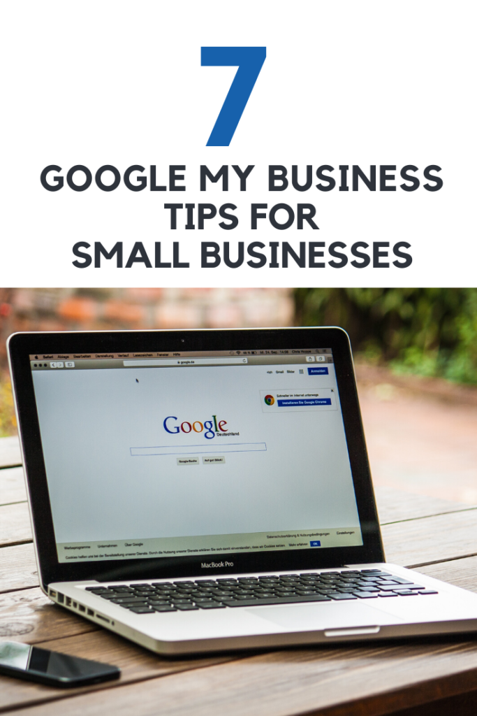 Google My Business Tips from Social Media Expert Sommer Poquette of Keep it Real Social in Petoskey, Michigan.