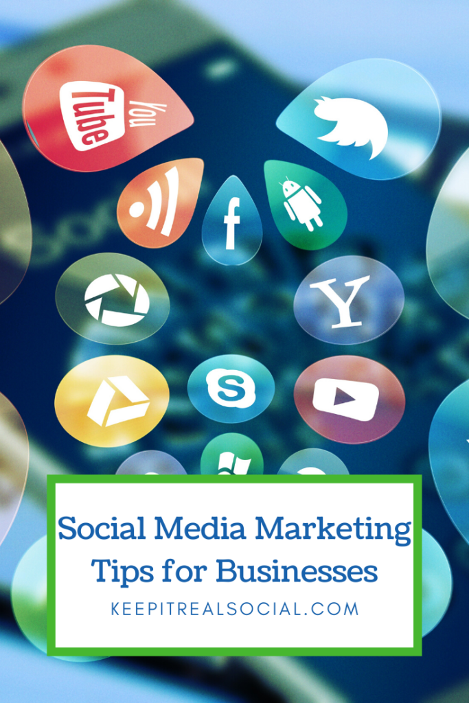 Five Social Media Marketing Tips for Small Businesses
