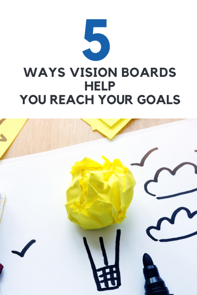 Keep it Real Social Sommer Poquette uses vision boarding to help grow her business.