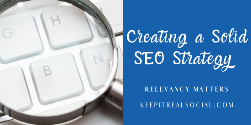 Relevancy, Google, SEO, Small Business, online reputation, social media tips, keep it real social, sommer poquette