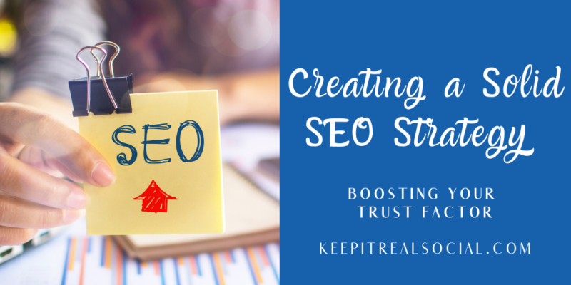 Is Your Site Trustworthy? Simple Ways To Boost The Trust Factor That's Becoming More And More Important For Ranking