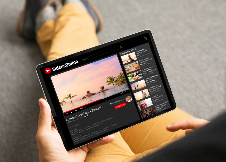 How to get people to stay longer on your YouTube page