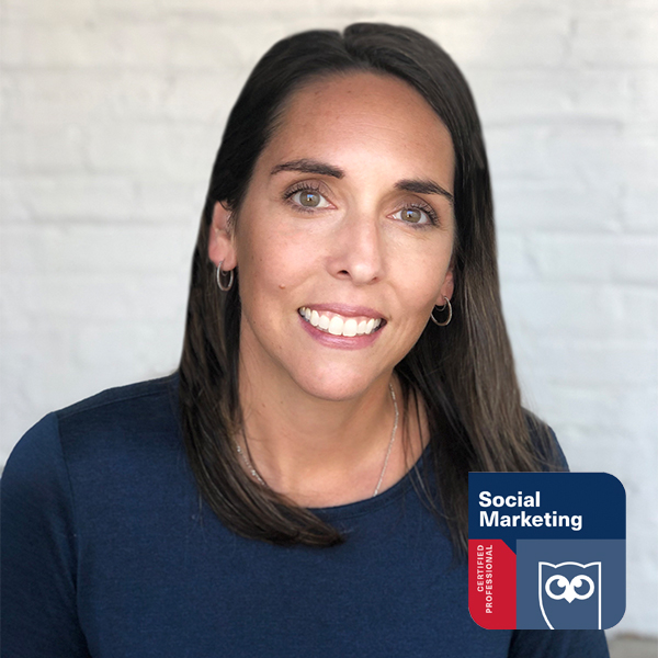 Social Media Strategist, Sommer Poquette, CEO and Founder of Keep it Real Social